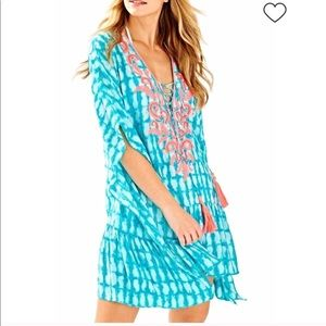 Lilly Pulitzer Tunic Coverup